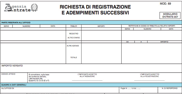 Agenzia delle entrate forex