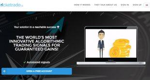 Rocketrade: Segnali di Trading Online?