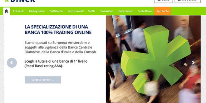 Come funziona trading online