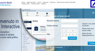 DB interactive, come funziona: Token, Login e telefono