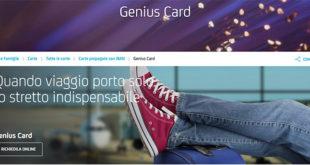 Genius Card Unicredit: Costi, Saldo e Movimenti