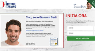 Il Metodo Italiano Giovanni Berti: Truffa o Opportunità?