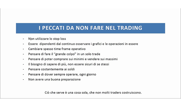 Strategie di Trading: Sviluppare Un Piano di Trading?