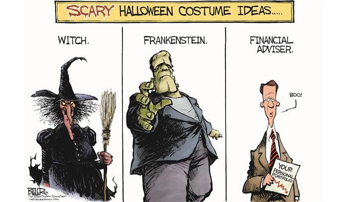Regola della Borsa: Comprare ad Halloween e Vendere a Maggio?