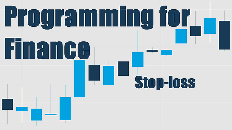 Lo Stop Loss: Online Trading