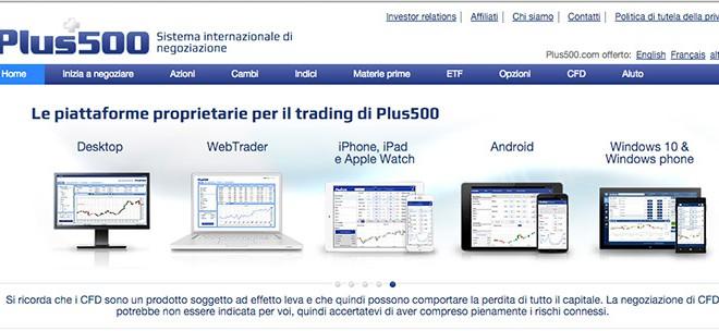 Plus500 Italia: Recensione e Opinioni Broker Trading Forex Online