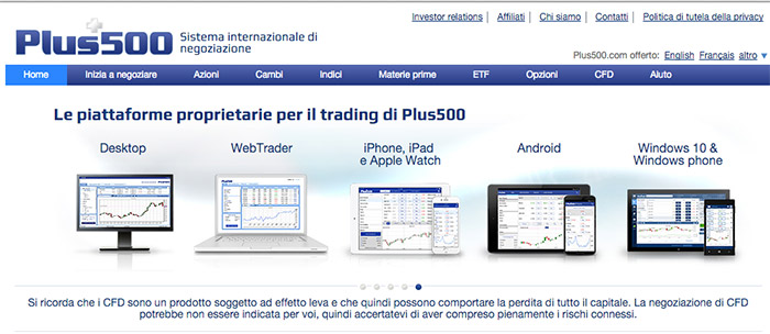 Broker forex plus 500