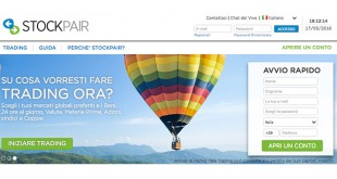 StockPair Broker Opzioni Binarie: Opinioni, è una Truffa?
