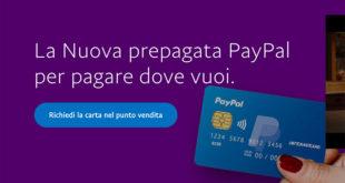 Carta Paypal: Come funziona? Come Richiederla?
