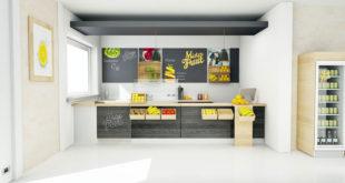 Franchising Mister Fruit: Fruit bar, Smoothies e bevande