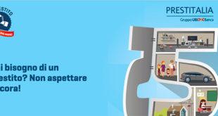 Prestitalia Preventivo Online Gruppo Ubi Banca