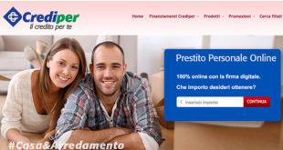BCC Crediper Prestito Personale Online: Facile Chiedere un Prestito?