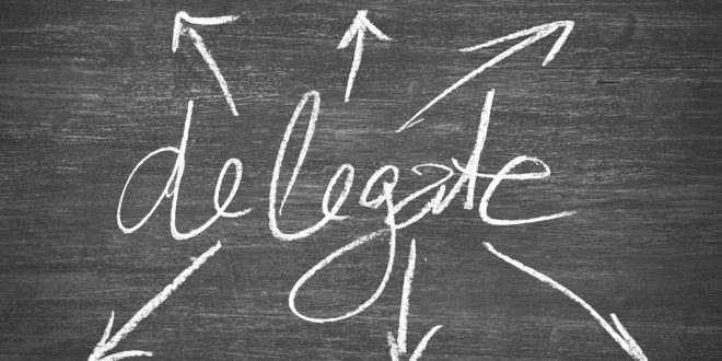 Come Scrivere una Delega?