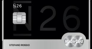 N26 conto corrente senza spese