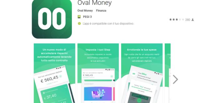 oval app per risparmiare soldi cosa sapere e come funziona