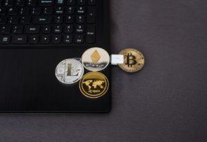 portafoglio monete digitali