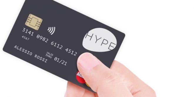 Carta Hype di Banca Sella: Bonus e Come Richiederla