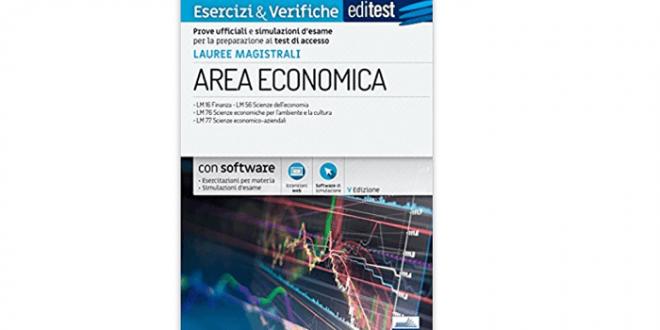 editest lauree magistrali di area economica esercizi e verifiche