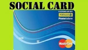 Social Card Disoccupati