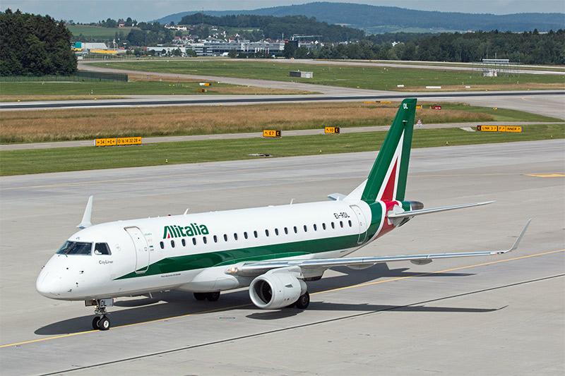 Alitalia di Nuovo in Vendita: 3 i Rami d'Azienda